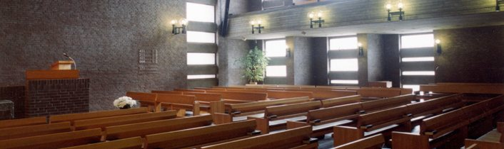 Evangelisch-reformierte Kirche in Hamburg
